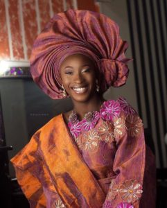 gele for weddings