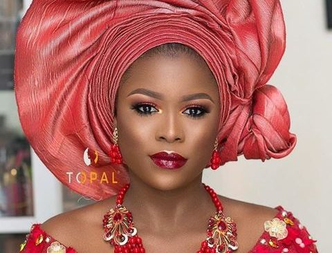 Gele Styles for a Fashionable Bride.