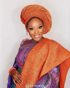 beautiful gele styles