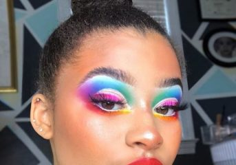 Multi-color Eye Shadow Look! Would you try it?