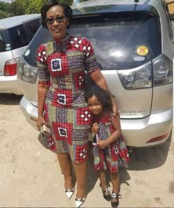 simple ankara styles for girls
