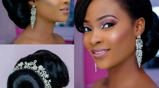Bridal Hairstyles for Black Women.
