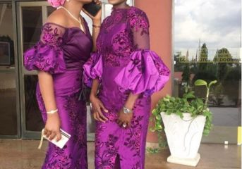 Asoebi Glam from the Past Weekend.