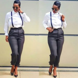 corporate outfit for ladies