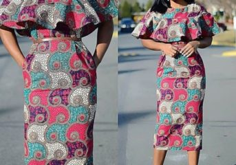 Ankara Styles for a Working Class Lady.