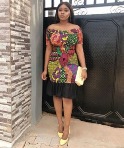 ankara gowns for party