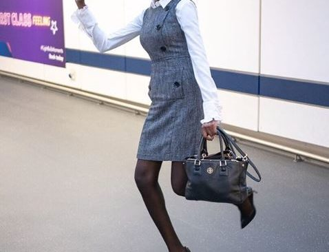 Corporate Outfit Inspiration for a Classy Lady.