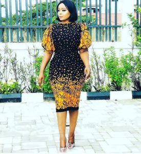 corporate ankara styles