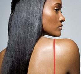 How to Grow Long and Healthy Relaxed Hair.