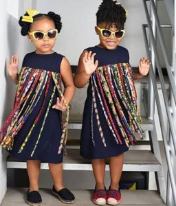 unique ankara styles for babies