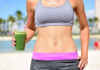 3 Breakfast Smoothies for a Flat Belly.