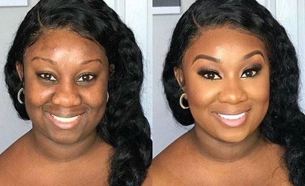 Some of The Best Before and After Makeup Photos I've Seen.