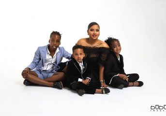 Ogechi Osanebi shares family pictures on her Birthday