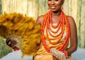 Wedding Beads Inspiration for a Nigerian Bride.