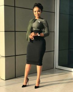 corporate work outfits for black women
