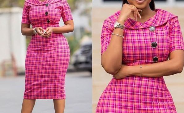 Go Corporate and Classy in a Dress.