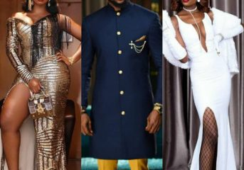 Celebrities Brought Their A-Fashion Game to Cold Feet Movie Premiere (see stunning photos).