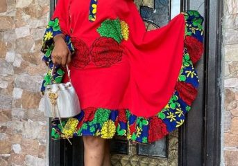 Some of the Best Ankara Dresses Currently Trending on the Internet.