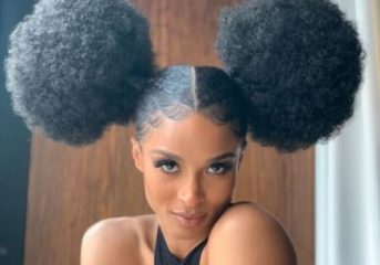 Recreations of Ciara's Met Gala Hairstyle. (Click Here to See and Choose a Preference)