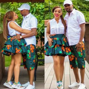trending ankara styles for couples