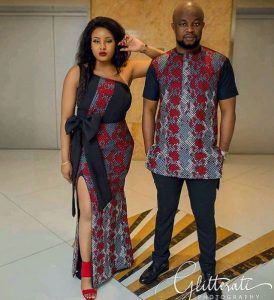 ankara styles for husband and wife