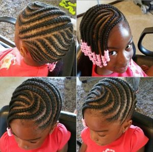 Back To School Beaded Hairstyles For Your Daughter S