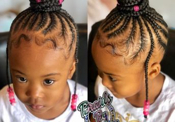 Back to School Beaded Hairstyles for Your Daughter(s).