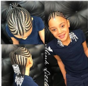 school hairstyles for black girls