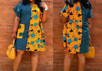 Ankara Dress Styles for Your Next Sunday Service.
