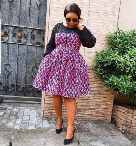 ankara gowns for church