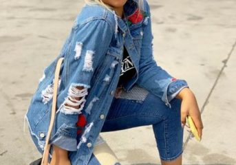 Simple But Cute Casual Fits Inspired by Regina Daniels.