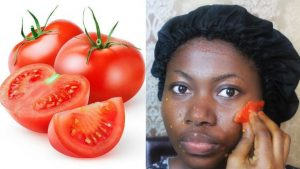 tomato masks for the face