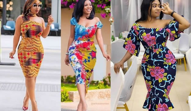 Curvy Beautiful Black Ladies Rock African Ankara