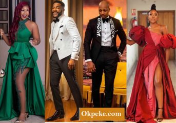 What Celebrities Wore To AMVCA 2020 Awards (photos)