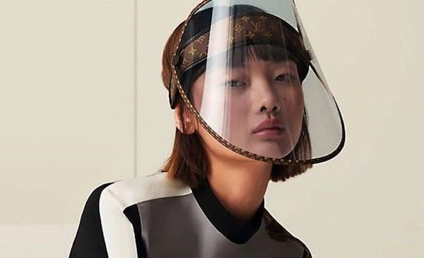 Louis Vuitton to roll out N366k luxury face shield