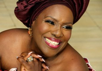 Joke Silva Celebrates Her 59th Birthday With Stunning Pictures