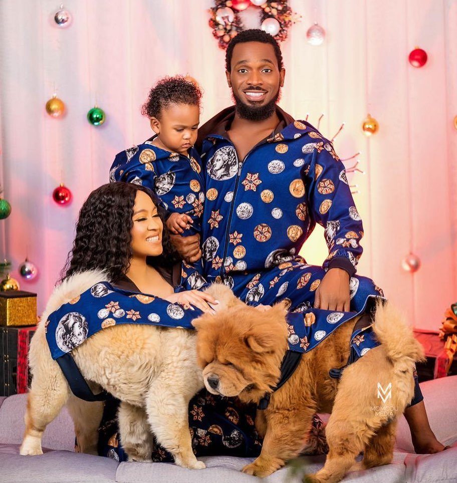 dbanj christmas photos
