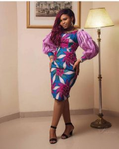 corporate ankara gowns